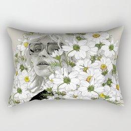 may the days be aimless Rectangular Pillow