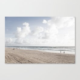 Clouds in Paradise Canvas Print