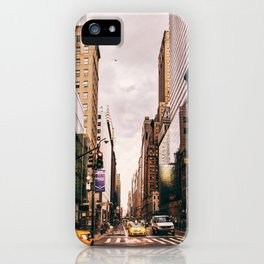 Manhattan, New York iPhone Case