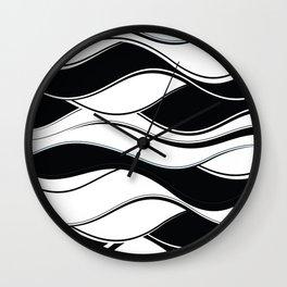 pattern 97 Wall Clock