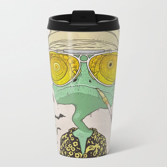 Rango Duke Metal Travel Mug