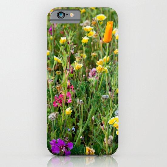 Wildflowering LA I iPhone & iPod Case