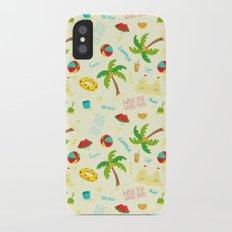 Hello, summer iPhone X Slim Case