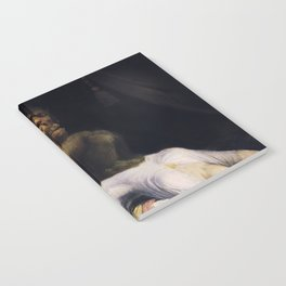 THE NIGHTMARE - JOHN HENRY FUSELI  Notebook