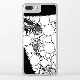 Milk Man Clear iPhone Case