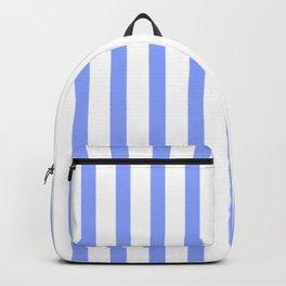 BLUE VERTICAL STRIPES Backpack