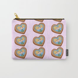 """Fan art """"Hey, Arnold"""". valentine,Heart shaped photo Carry-All Pouch"""