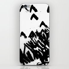 Burn 2 iPhone & iPod Skin