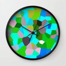 Tend to The Garden Wall Clock