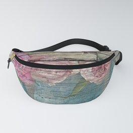 Shabby country home Fanny Pack