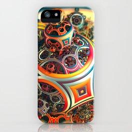 Romper Room iPhone Case