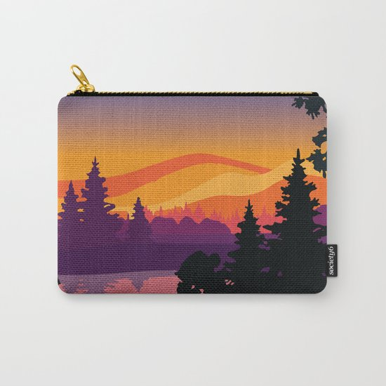 My Nature Collection No. 16 Carry-All Pouch