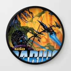 Darius Wall Clock