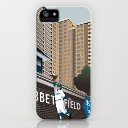 Ther Used to be a Ballpark Here iPhone Case