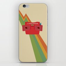 Model J iPhone & iPod Skin