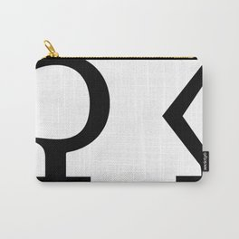 Astero Serif Carry-All Pouch