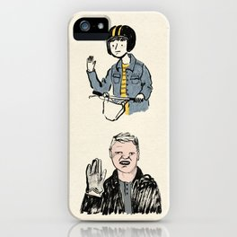 Dead Freight iPhone Case