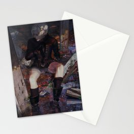 9S Stationery Cards