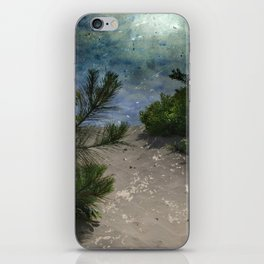Rising Obscurity iPhone Skin