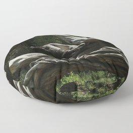 Fallen Tree Floor Pillow