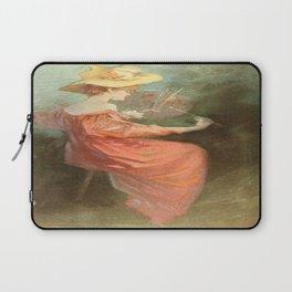 Vintage poster - La Peinture Laptop Sleeve