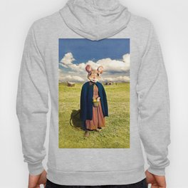 Little Mouse on the Prairie Hoody