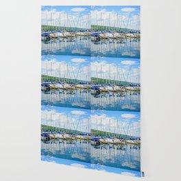 Glen Harbour Marina Wallpaper