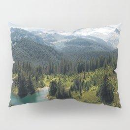 Mountain, Scenic, Eunice Lake 2016 Pillow Sham