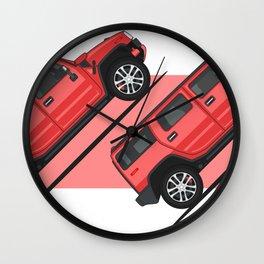Hummer Wall Clock