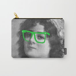 Josephine is a Hipster Carry-All Pouch