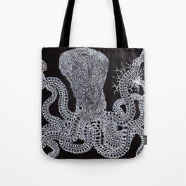 Life of Oceans: Tako Tote Bag