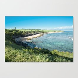 Hookipa Beach Canvas Print