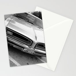 Monochrome LEDZEP front Stationery Cards