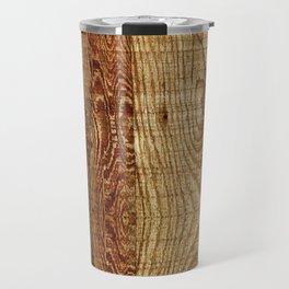 Wood Photography Travel Mug