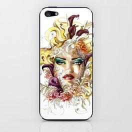 Vénéneuse iPhone Skin