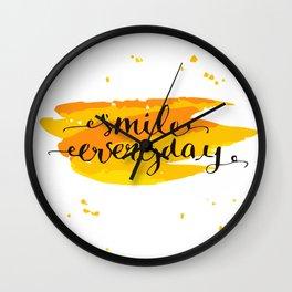 Remember Wall Clock