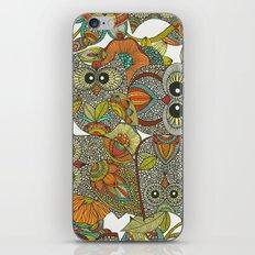 4 Owls iPhone Skin