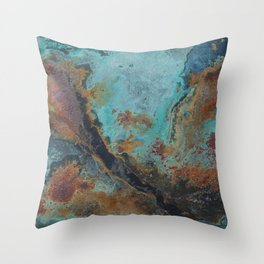 """Pino Mascia """"Abstracts"""" by ApplausoUS Throw Pillow"""