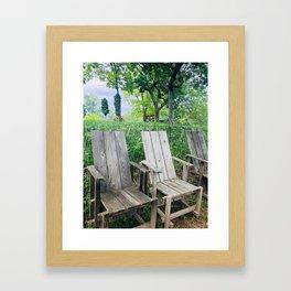 Innisfree 2 Framed Art Print