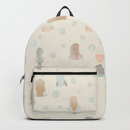 Aura - Illustration Backpack