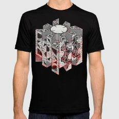Hellraiser Puzzlebox D Black SMALL Mens Fitted Tee