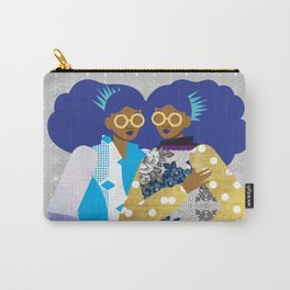 Winter Princesses Carry-All Pouch