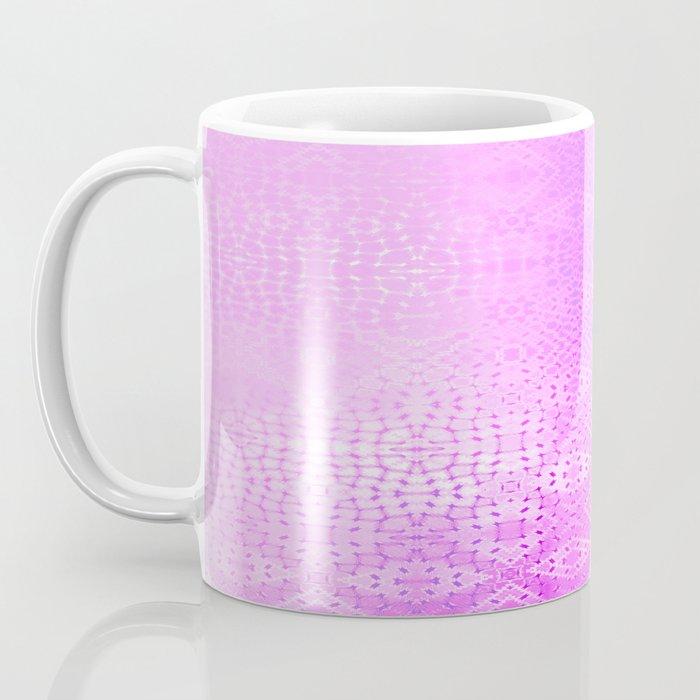 Diamonds Going On Forever (violet) Coffee Mug