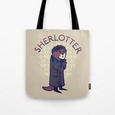 Sherlotter Tote Bag