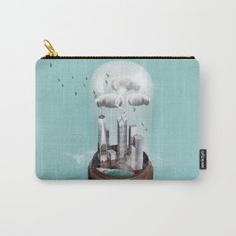 New York Dome Carry-All Pouch
