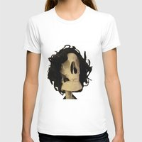 skeleton T-shirts featuring skeleton by Francesco Mestria