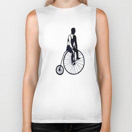 Vintage Bike Biker Tank