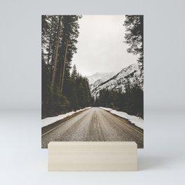 Great Mountain Roads - Nature Photography Mini Art Print