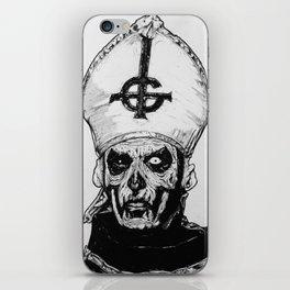 Papa Emeritus iPhone Skin