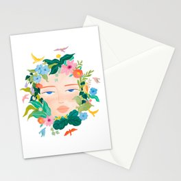 Nature Is Around Us Stationery Cards